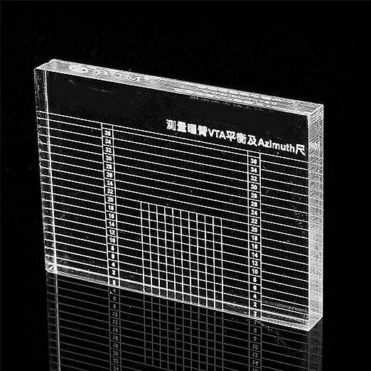 FLOX LP - Tocadiscos de Vinilo (Brazo de Tono Phono VTA/Cartridge ...