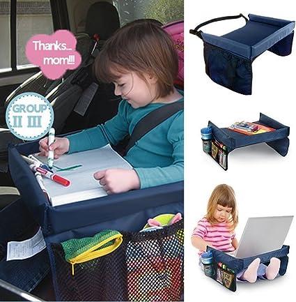 Plateaux de si/ège pour enfant plateau de voyage pour voiture plateau de voyage pour enfant pour voiture//poussette//avion