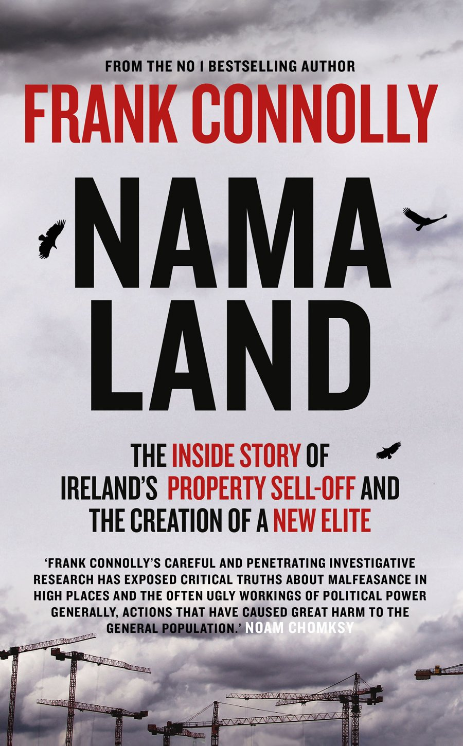 NAMA-LAND: The Inside Story of Ireland's Property Sell-Off