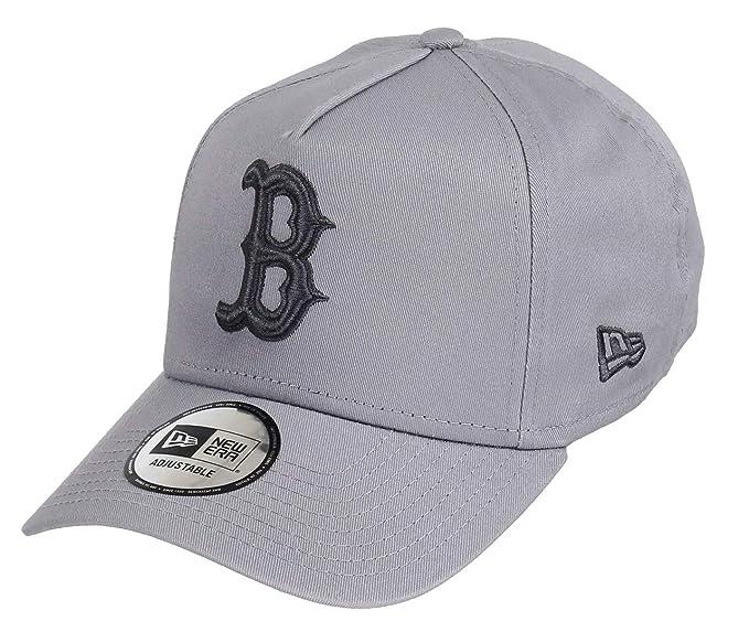 A NEW ERA Era Boston Red Sox Adjustable A Frame Cap League Essential  Grey Graphite - One-Size  Amazon.es  Ropa y accesorios 47b393a0d9c