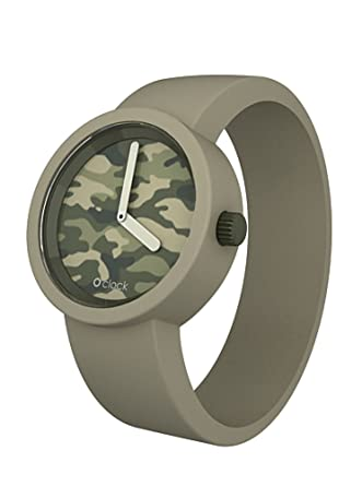 O clock OCC03-L Camouflage Dove Watch