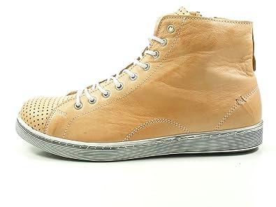 on sale fdb99 ff462 Andrea Conti High-Top Sneaker 0345728 Damen Boots Schnürstiefelette