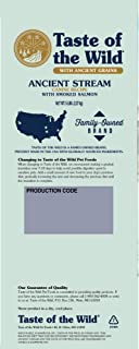 product image for Taste of the Wild with Ancient Grains Ancient Stream Canine Recipe with Smoked Salmon Dry Dog Food for All Life Stages 5lb