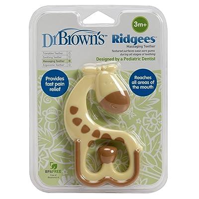 Ridgees Teether Giraffe [Set of 2] : Baby