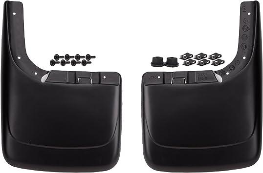 Amazon Com Oem New Front Molded Splash Guard Mud Flaps Black 96 17 Express Savana 12496340 Automotive