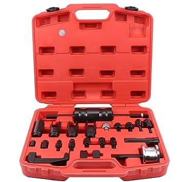Dichtsitz Satz CDI Diesel Injektor Einbau Werkzeug Injektor Fräser 6 tlg