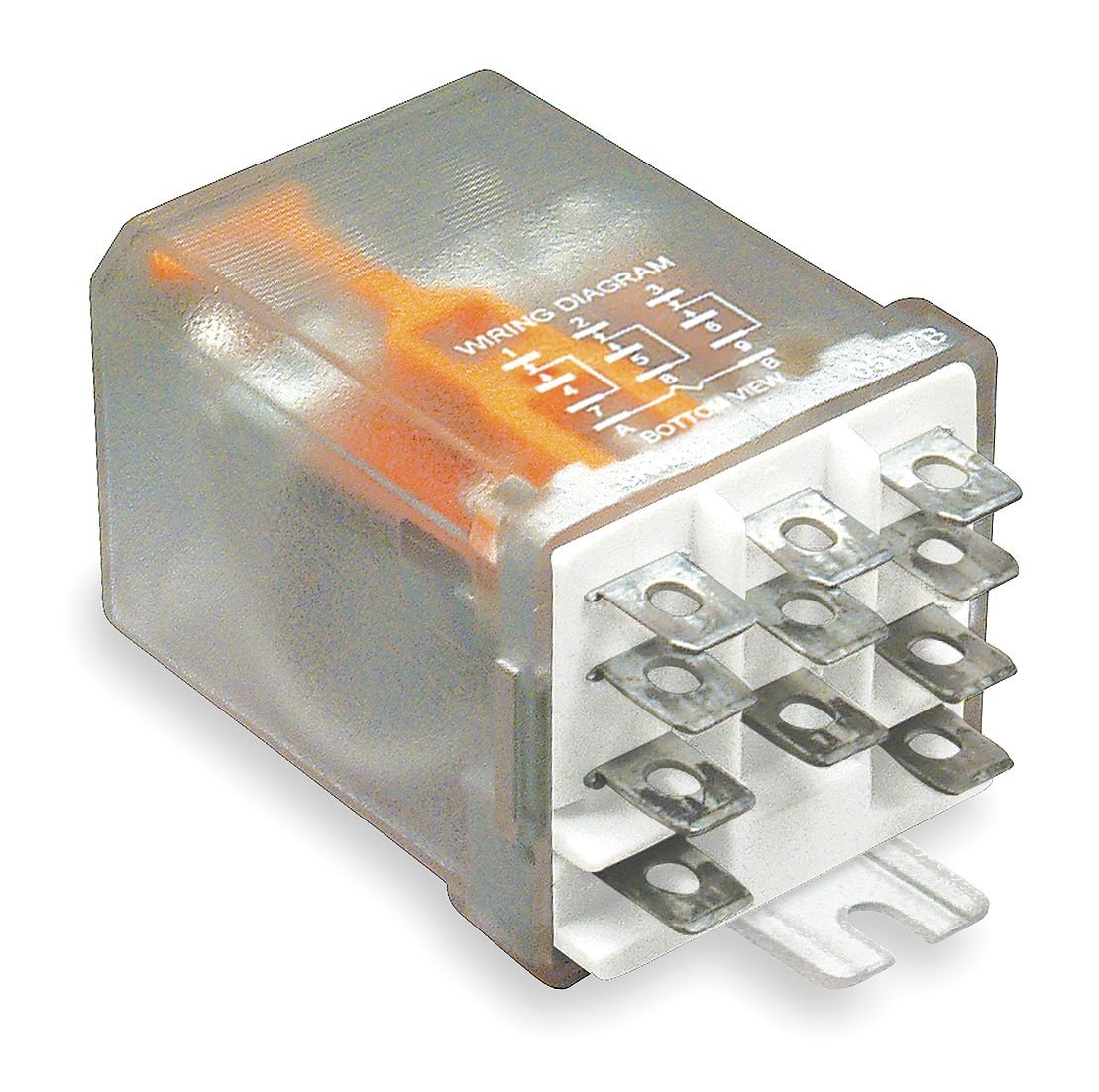 Dayton 1egf6 Relay Power 3pdt 120vac Coil Volts Electronic Hayward Goldline Aqualogic Main Printed Circuit Board Glxpcbmain Relays Industrial Scientific