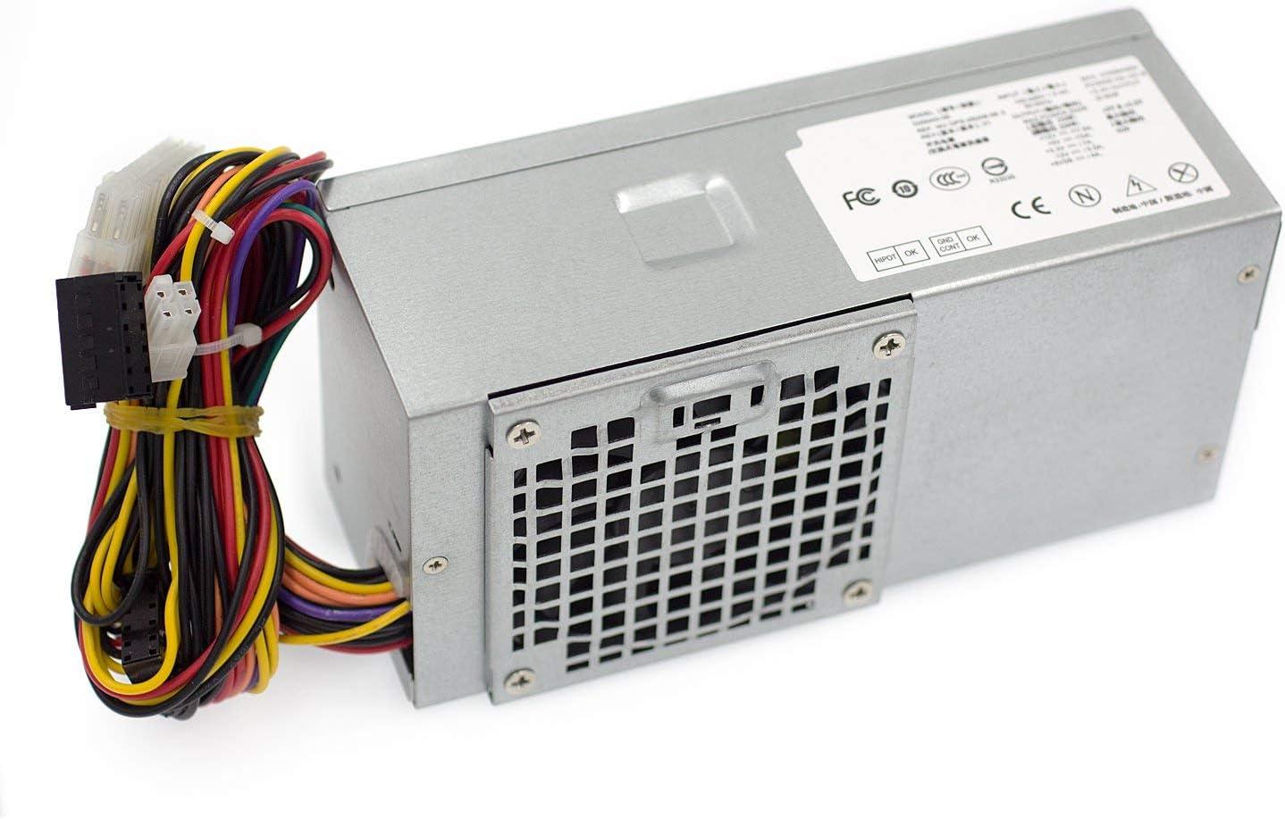 Slimline 250W Power Supply Unit PSU W208D Dell OptiPlex 390 Small Form Factor