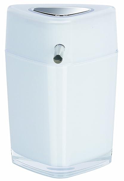Spirella 10.15470 Trix - Dispensador de jabón líquido (acrílico), color blanco