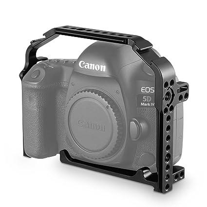 SmallRig 5D Mark IV - Jaula para Canon 5D Mark IV -1900: Amazon.es ...