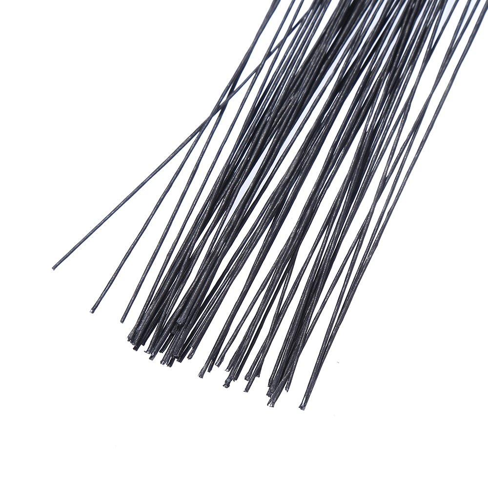 Decora 24 Gauge Brown Floral Wire 16 inch,50//Package
