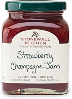 product image for Stonewall Kitchen Strawberry Champagne Jam, 11.5 Ounces