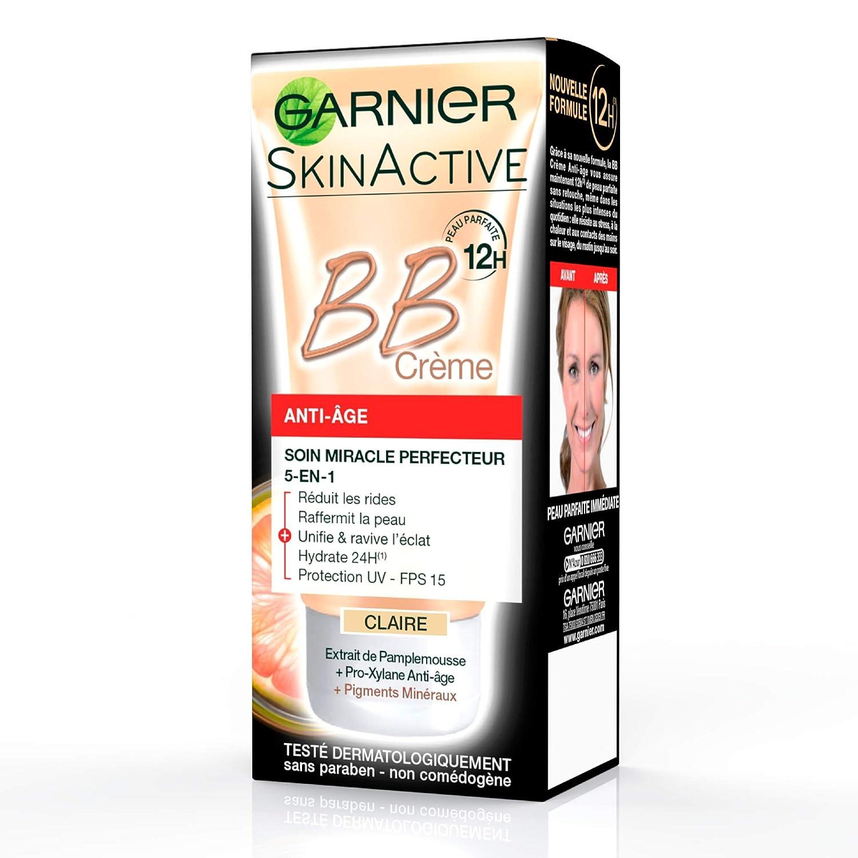 Garnier - SkinActive - BB Crème Anti-Âge Light - Soin miracle perfecteur 5-en-1 anti-âge 106456621
