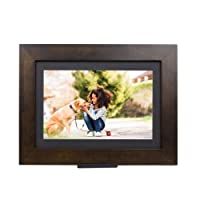 Deals on Brookstone PhotoShare Smart Digital Picture Frame