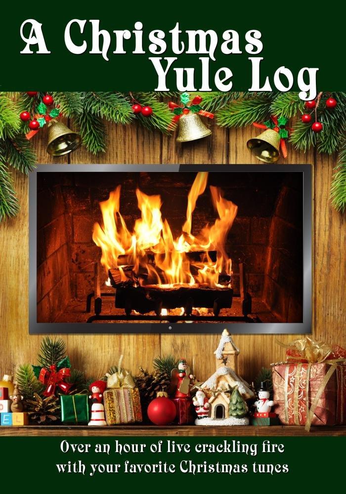Amazon.com: A Christmas Yule Log: Movies & TV