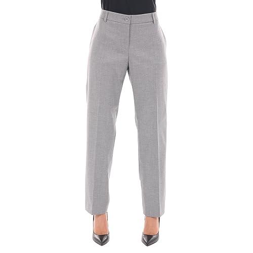 Blugirl Pantaloni Donna 234400130 Poliestere Grigio