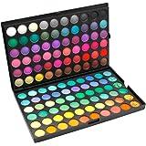 DISINO Paleta de Sombra de Ojos Colección Vivo Brillante Kit de Maquillaje Caja Profesional para Maquillaje Accesorio…