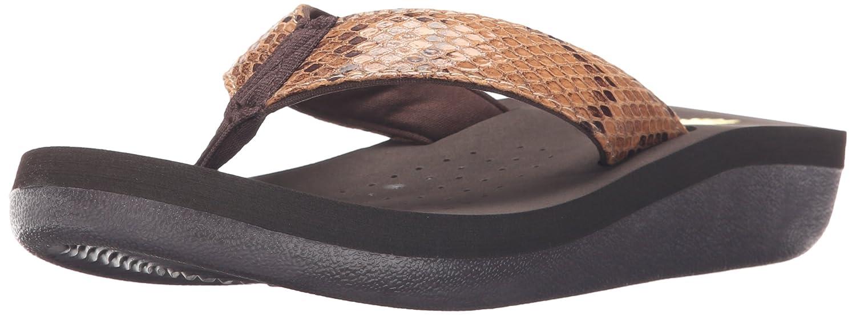 Volatile Women's Sango Sandal B015TIBNFI 9 B(M) US|Brown