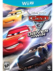 Cars 3: Driven to Win - Wii U - Standard Edition