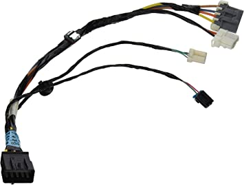 Amazon.com: Genuine GM 89019303 Air Conditioning Module Wiring Harness:  AutomotiveAmazon.com