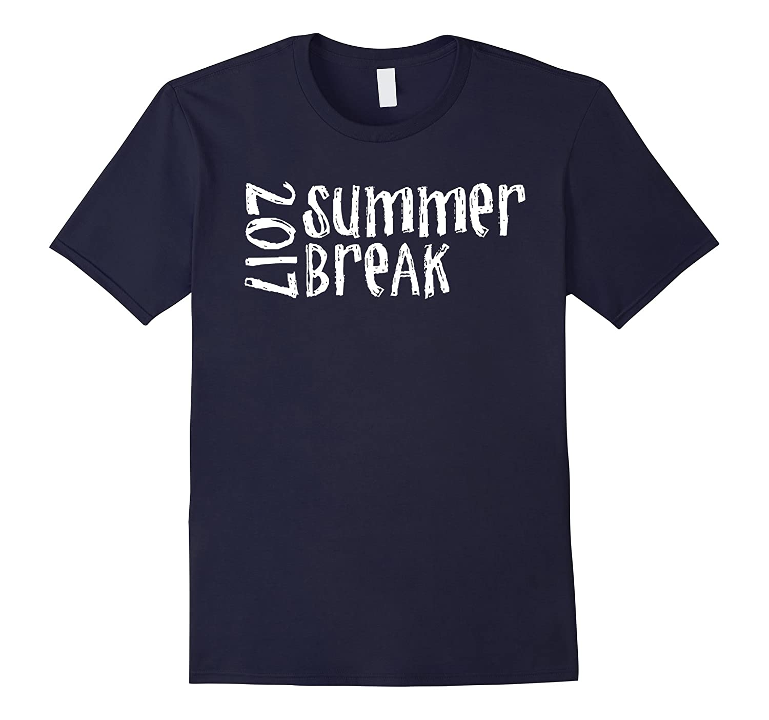 2017 Summer Break Cool Fun T Shirt-PL