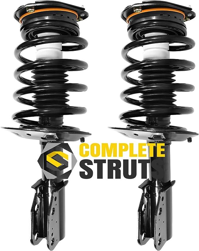 2001-2003 for Oldsmobile Aurora 171685 Replace Strut Spring Strut Assembly,OCPTY Complete Struts Shocks Fits 2000-2005 for Buick LeSabre 2000-2005 for Cadillac DeVille