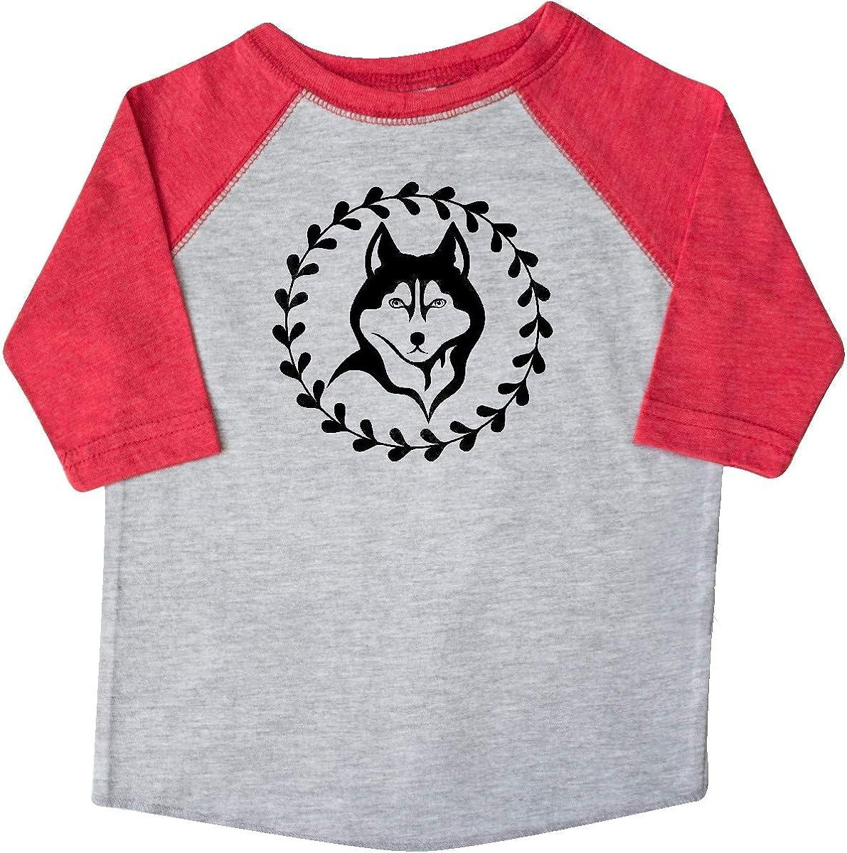 inktastic Husky Dog Owner Gift Toddler T-Shirt