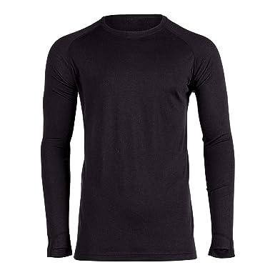 db5200339f4 Men s Aspect Midweight Merino Wool Base Layer Long Sleeve Shirt at ...