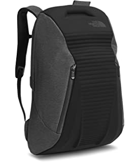 North Face Access Womens Backpack One Size TNF Black Heather Zinc Grey