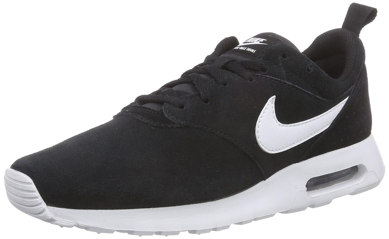 Nike Herren Air Max Tavas Ltr Low-Top  41 EU|Schwarz (Black/White 001)
