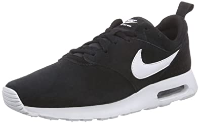7abafc7040f956 Nike Herren Air Max Tavas Ltr 802611-001 Low-Top Schwarz (Black ...