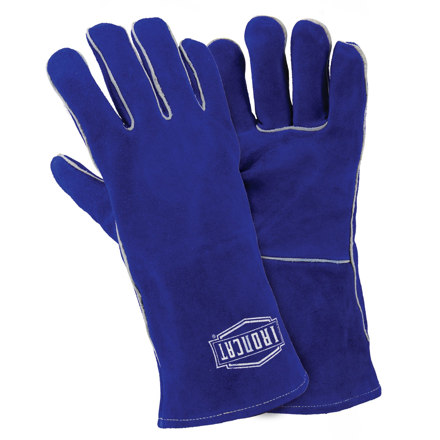 IRONCAT 9012 Ladies Insulated Slightly Select Cowhide Welding Gloves (Pack of 12 Pairs)