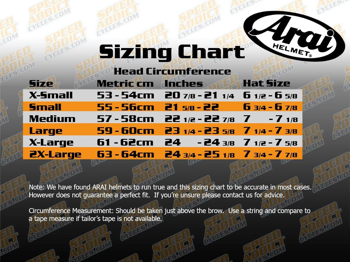 Arai XD4 Mesh Orange Dual Sport Helmet - X-Large by Arai (Image #1)