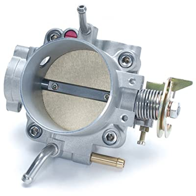 Skunk2 309-05-1030 Alpha Series Throttle Body,Silver: Automotive