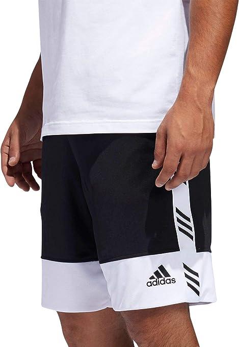 1836f62a7e Amazon.com : adidas Men's Pro Madness Shorts, Black, Medium : Sports &  Outdoors