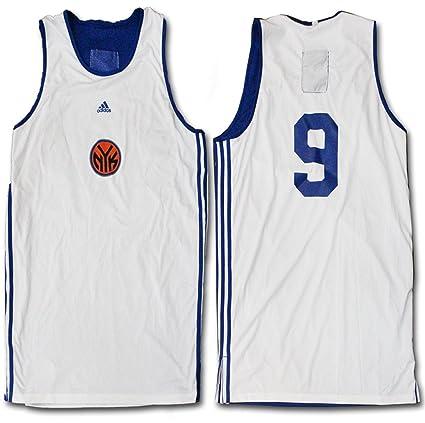 newest 8ddbf ceefb Jared Jeffries Jersey - NY Knicks 2011-2012 Season Game Worn ...