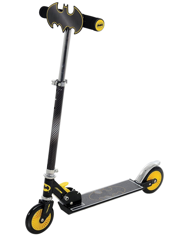 Amazon.com: Batman patinete con placa – Mini Scooter – en ...