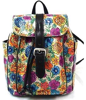 d96f9ca7478c Patricia Nash Casape Aberdeen Spanish Villa Italian Leather Backpack