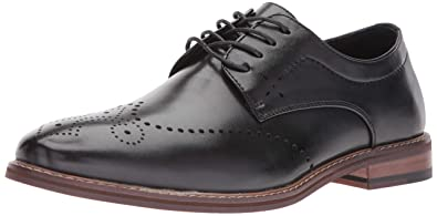 aa02ba8c1cee5 STACY ADAMS Men s Alaire Wingtip Lace-Up Oxford
