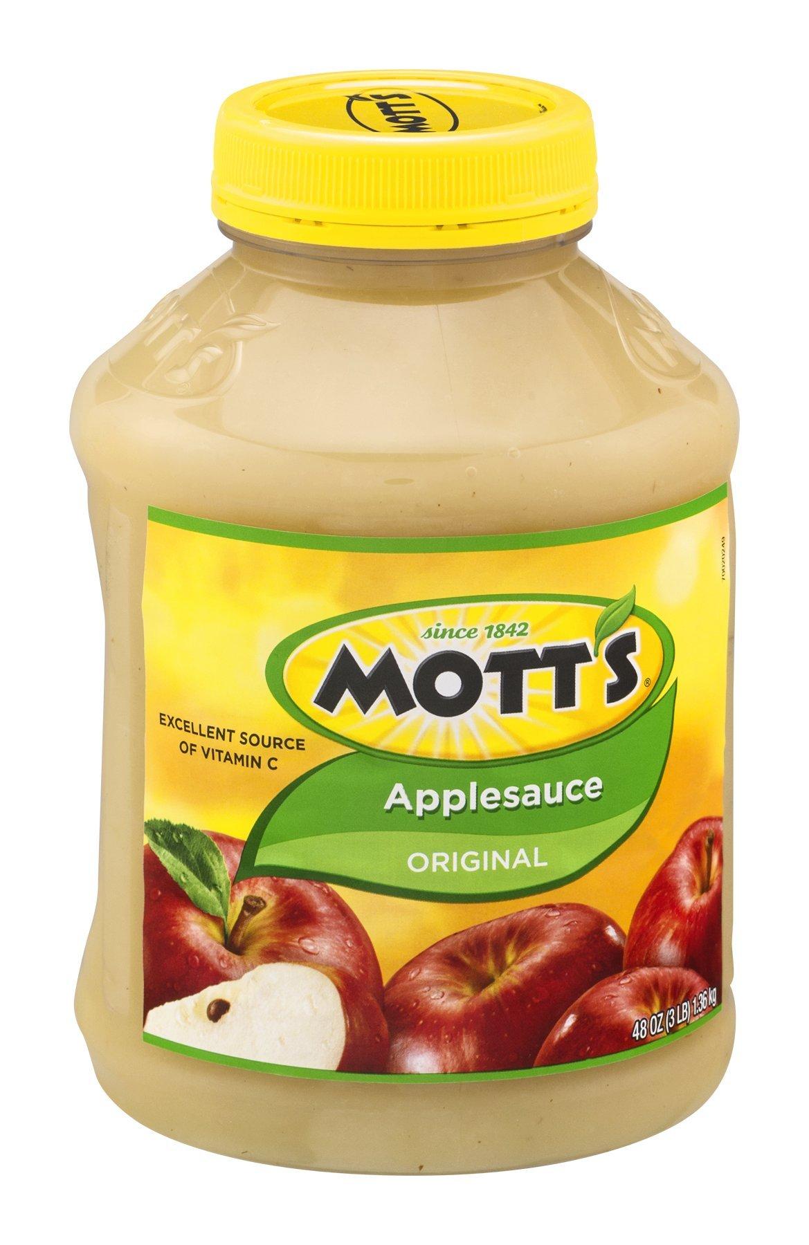 Mott's Applesauce Original 48 OZ (Pack of 8)