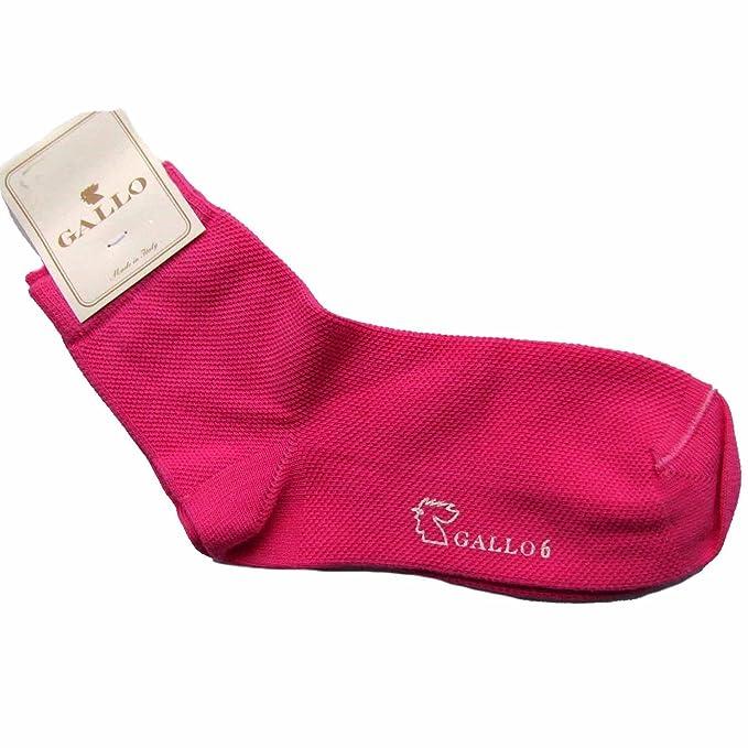 Gallo - Calcetines - para niña Rosa rosa
