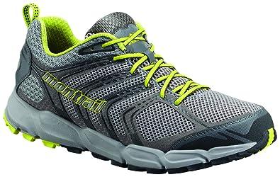 Montrail Caldorado Shoe - Men's Light Grey / Zour 8.5