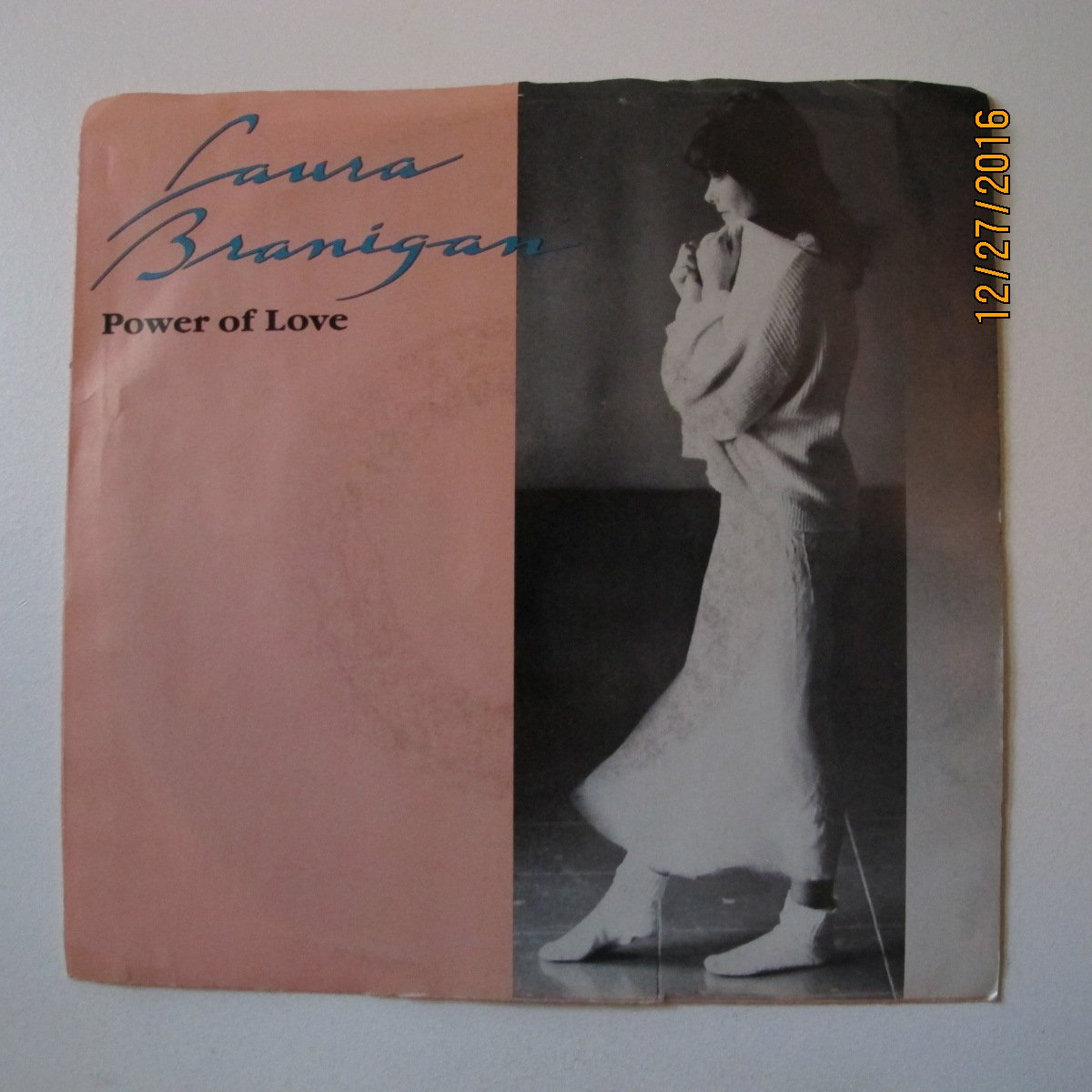 Power of Love / Spirit of Love 45 rpm