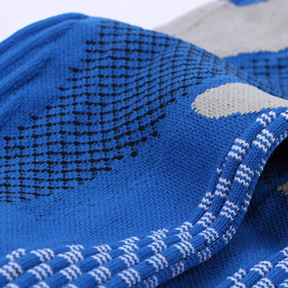 Embarazo Deporte Varices diab/éticos Medicina Parkomm Calcetines de compresi/ón para Hombre y Mujer tama/ño 2XL//3X Viajes Edema Color Azul Mejor Medias para Correr