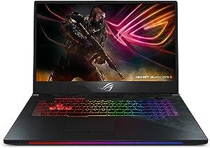 "Newest ASUS ROG Strix Scar II 17.3"" FHD 144Hz IPS Gaming Laptop   Intel 6-Core i7-8750H Upto 3.9GHz   16GB RAM   512GB SSD Boot + 1TB HDD   NVIDIA GeForce GTX 1060 6GB   Backlit Keyboard   Windows 10"