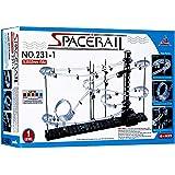 スペースレール(SPACE RAIL) 無限ループ スペースレール パズル 知育 脳トレ ジェットコースターのような未来的知育玩具 インテリアとしても存在感大 (レベル1)