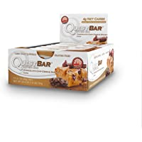 Quest Nutrition Natural Proteina Bar, Chocolate Chip Cookie Dough, 12 Unidades