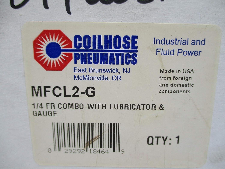 COILHOSE Pneumatics MFCL2-G 0-125PSI NSMP
