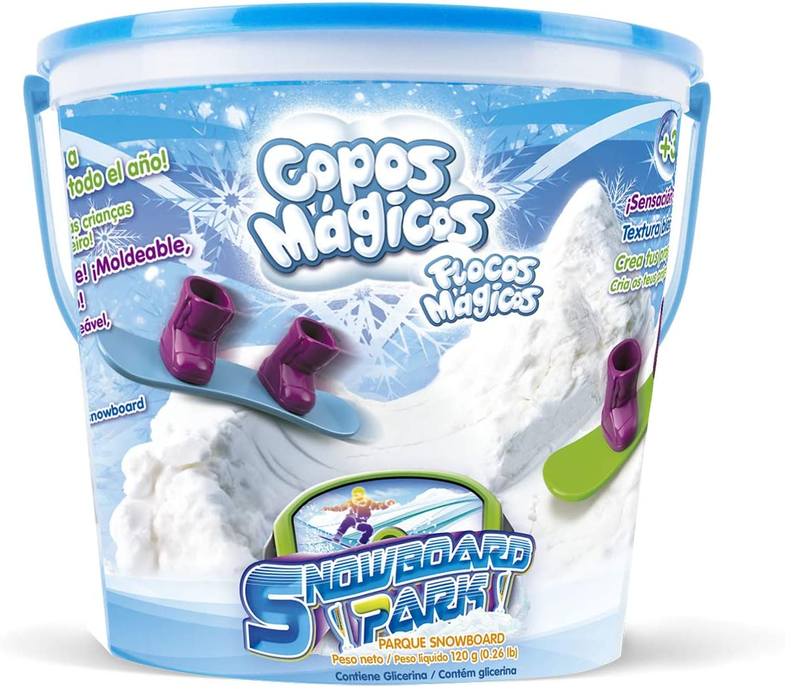Bizak Artist Copitos Magicos - Pack Snowboard (Bizak, 63354400)