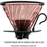 Pour Over Filter for Chemex and Hario V60